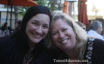 Kate Wood and Jenny Hansen. Two awesome gals who make me laugh.