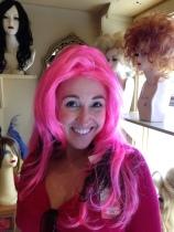 Sheri Hot Pink Wig