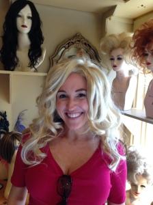 Sheri Blonde Wig