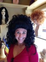 Sheri Black Wig
