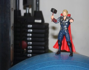 Thor's Workout