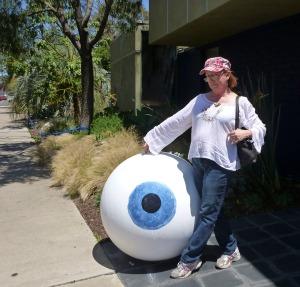 Christine and 'The Eye'