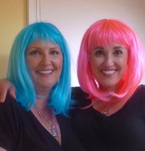 Rockin' the wigs 2