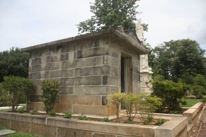 Oakland Cemetery ~ Grave Structure