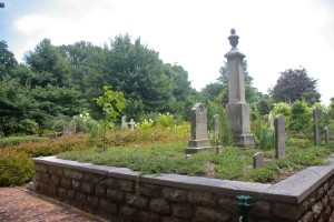 Oakland Cemetery ~ Raised Bed