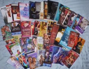 RWA ~ Swag Books
