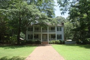Stately Oaks Plantation House